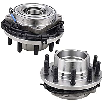 New Front Wheel Hub /& Bearing Assembly fits Left or Right for Ford F450 F550 RWD