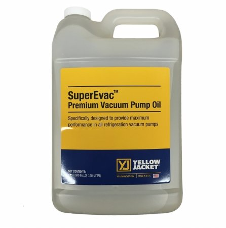 Yellow Jacket 93096 Gallon of Vacuum Oil (Pack of 6)