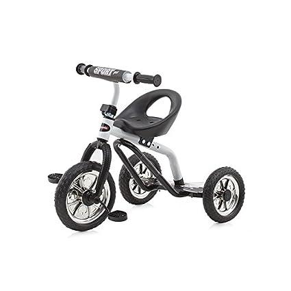 Chipolino - Triciclo con dosel, color negro