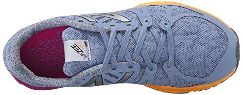 New Balance Wrushyp - Zapatillas para mujer, color azul / fucsia / naranja