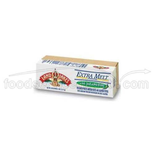 Land O Lakes American Extra Melt Cheese, 5 Pound -- 6 per case. by Land O Lakes