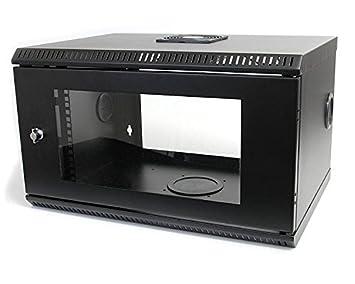 StarTech 6U 19 inch Wallmount Server Rack Cabinet with Acrylic Door  sc 1 st  Amazon UK & StarTech 6U 19 inch Wallmount Server Rack Cabinet with: Amazon.co.uk ...