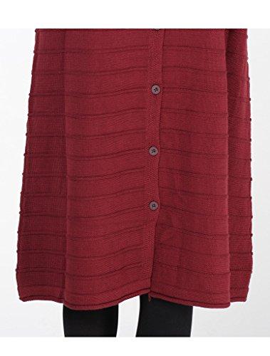 MatchLife - Jerséi - suéter - para mujer granate
