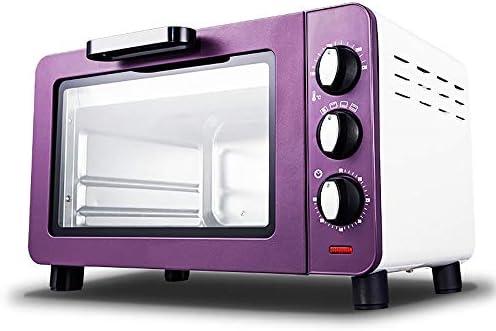 فرن صغير للطهي والشواية فرن كهربائي صغير أسود مع مؤقت فرن كهربائي صغير للكارافان فرن كهربائي صغير للخبز المنزلي فرن كهربائي 15 لتر تصميم كارت من ثلاث طبقات Amazon Ae