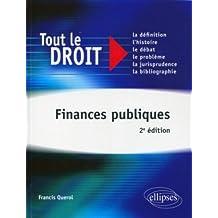Finances Publiques 2e Ed.