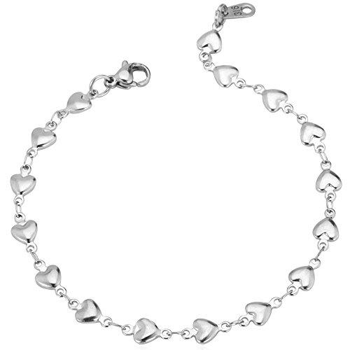 U7 Fashion Accessories Stainless Bracelet