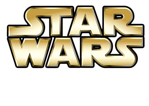 Star Wars Logo Grau Fun T-Shirt -062 -Grau
