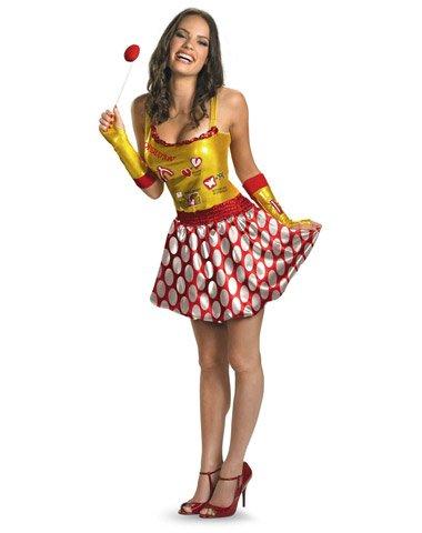 Disguise Inc Women's Sassy Operation Costume Multicoloured Large