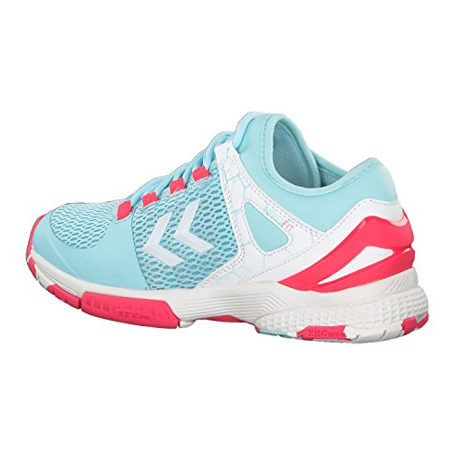Charge 200 Shoes Iced Aqua Hummel HB Handball Women's 0 nbsp;201092 nbsp;2 Aero TwqnxF6CSn