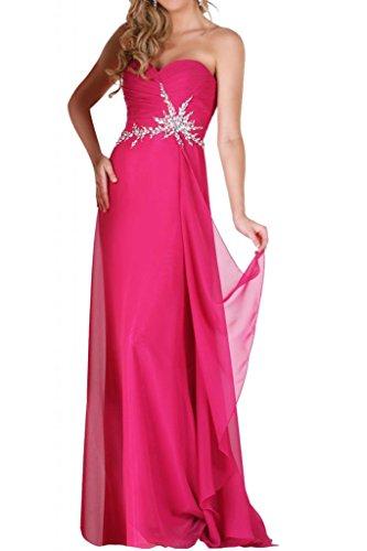 """Toscana sposa donna a forma di cuore Chiffon""""sassi stanotte vestimento un'ampia Party dal giovane sposa per ball vestimento viola 64"""
