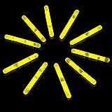 Fun Central U8 1.5' Mini Glow Sticks - Yellow 50ct