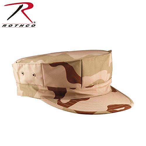Marine Corp Cap 2-ply Tri Color - No Emblem