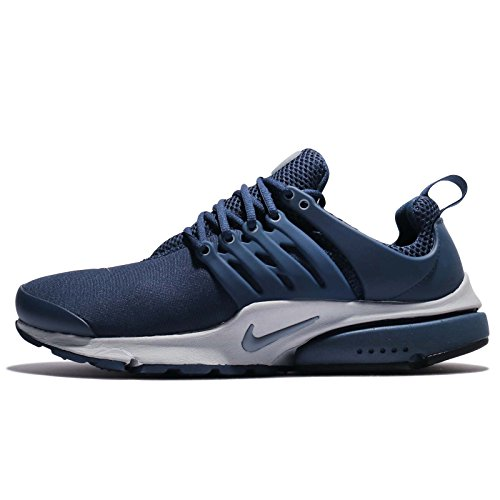 NIKE Men's Air Presto Essential, Midnight Navy/Armory Blue, 8 M - Midnight Shoes Blue