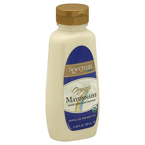 Spectrum Naturals Mayonnaise, Organic, 11.25-Ounce Container (Pack of 6)