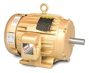 25 hp 3530 RPM 284TS Frame TEFC 230/460 Volts Baldor Electric Motor # EM4107T