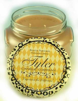Tyler Candles - Warm Sugar Cookie Scented Candle - 22 Ounce