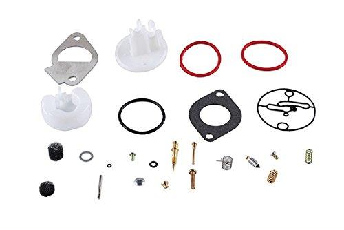 PODOY 796184 Carburetor Rebuild Kit for Briggs & Stratton...
