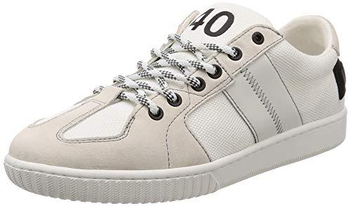 Diesel Men's Millenium LC Sneaker, Star White, 9.5 M US