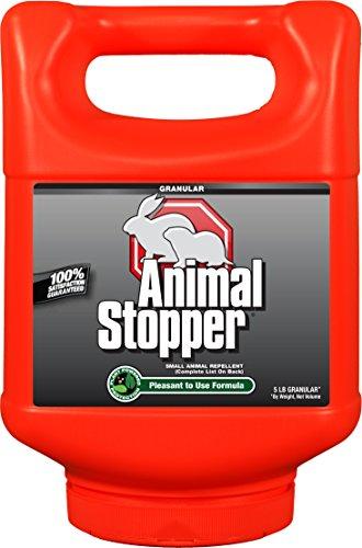 Messina ASG0054 Animal Stopper Repellent Granular, 5-Pound (Animal Stopper)