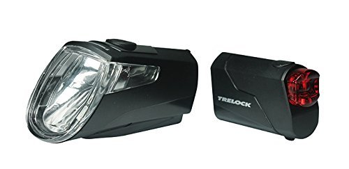 Trelock LS Li - Ionセット360 ECO i-go LS 8004331 720ブラックby Trelock   B01LFLDP7M