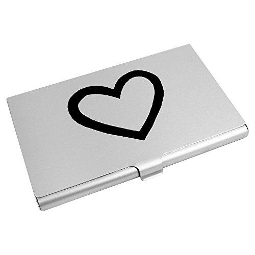 Card Holder Azeeda Azeeda Card Business Wallet 'Heart' 'Heart' Business Credit Card CH00001873 By0qSwYAcx