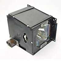 BQC-XVZ9000/1 Sharp Projector Lamp Replacement. Projector Lamp Assembly with Genuine Original Ushio Bulb Inside.