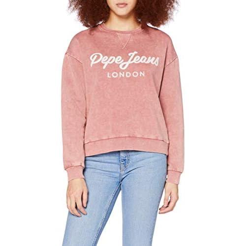 chollos oferta descuentos barato Pepe Jeans Nora Suéter Rosa 271 Medium para Mujer