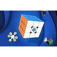 Cubelelo GAN 356 RS 3x3 Stickerless Speedcube Magic Puzzle