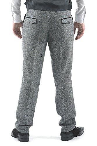 Marc Darcy - Pantalon - Pantalon - Homme gris gris Auditor's Target Value