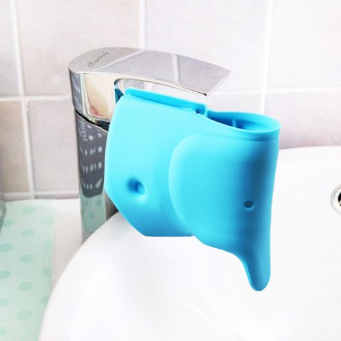 Baby Bath Spout Cover Bathtub Faucet Cover For Kids And Toddlers Child Bathroom Accessories