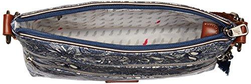 Basic Sprit Desert Sakroots Cross Artist Body Bag Circle Navy H0w0T