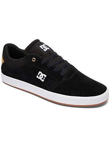 Zapatos DC Crisis Negro-oro Negro