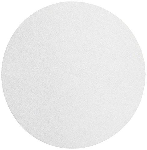 Whatman 4716U30PK 1444110 Grade 44 Quantitative Filter Paper Ashless Filter Circles, 110 mm Max Volume 105 ml/m (Pack of 100) by Whatman