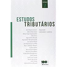 Estudos Tributários - Volume 1