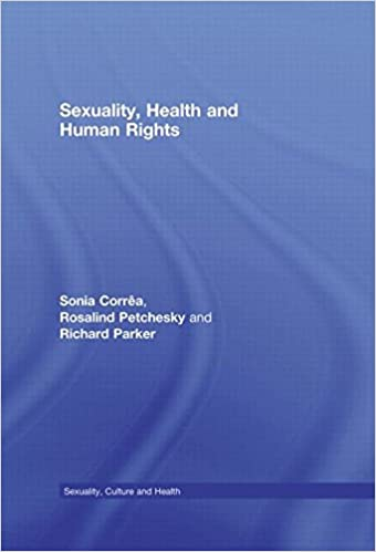 Sexuality health and human rights correa