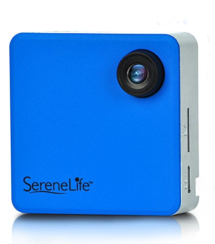 SereneLife Reliable Wireless Camcorder Bundle  (AZSLBCM18BL) by SereneLife