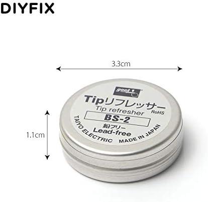 Lötkolbenspitze Refresher Clean Paste für Oxid-Lötkopf-Auferstehung