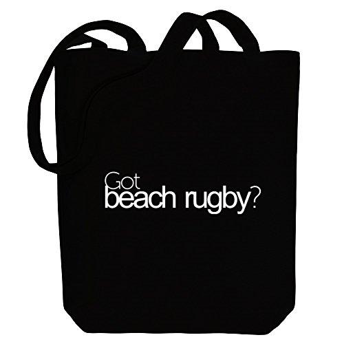 Beach Canvas De Lona Playa Idakoos Rugby Deportes Rugby Tote Got Idakoos El Bag Sports Tiene Bolsa qwnOz56w