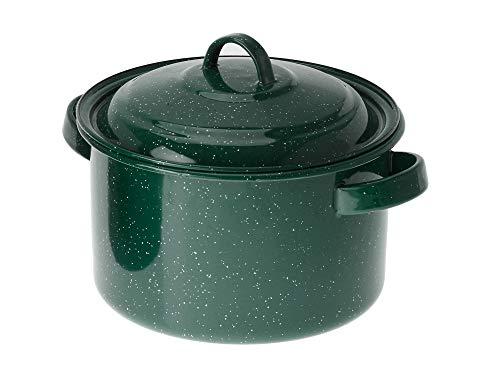 GSI Outdoors 4 qt. Stock Pot, Green