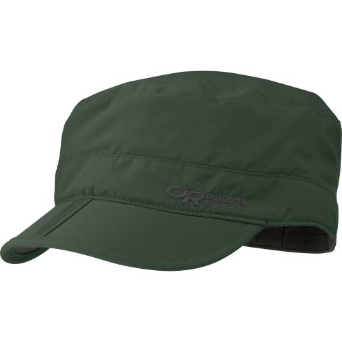Outdoor Research Radar Pocket Sun Hat, Evergreen, Large