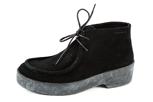 VB Cordones Negro Cuero Zapatos 450 de 4220 4220 Vagabond Mujer de Negro 139 para 450 g1xYw