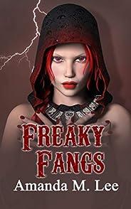 Freaky Fangs (A Mystic Caravan Mystery Book 9)