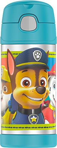 Thermos Funtainer 12 Ounce Bottle, Paw Patrol ()