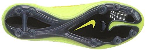 Nike Hypervenom Phantom Fg - Zapatillas de fútbol, color Vibrant Yellow/Black/Volt Ice, talla 41