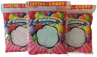 product image for Cotton Candy, 1 oz bags - Rainbow Themed (48 COUNT)