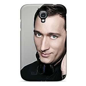 New Celebrities Paul Van Dyk Tpu Case Cover, Anti-scratch GTSIz12059weUYq Phone Case For Galaxy S4