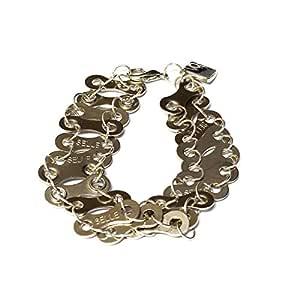 VO2 Unisex Stainless Steel Chain Bracelet