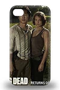 Snap On 3D PC Case Designed For Iphone 4/4s American The Walking Dead Adventure Drama Horror Thriller ( Custom Picture iPhone 6, iPhone 6 PLUS, iPhone 5, iPhone 5S, iPhone 5C, iPhone 4, iPhone 4S,Galaxy S6,Galaxy S5,Galaxy S4,Galaxy S3,Note 3,iPad Mini-Mini 2,iPad Air )