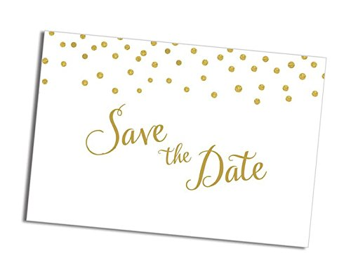 50-Save-the-Date-Postcards-Gold-Confetti-Fill-in-the-Blank