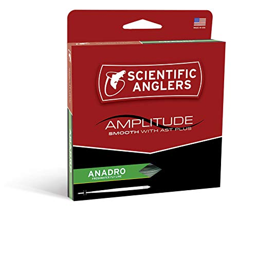 Scientific Anglers SA Amplitude Smooth ANADRO Taper, WF-6-F